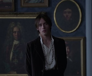 goth, handsome, and vampire image