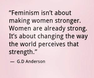 feminism and girls image
