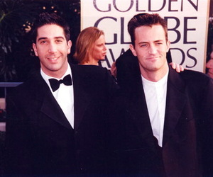 chandler, David Schwimmer, and indie image