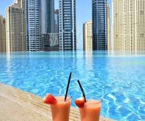drinks, Dubai, and juice image