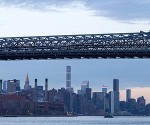 brooklyn bridge, new, and freedom tower image