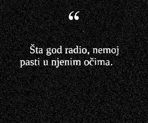 tekst, oči, and stih image