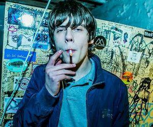 jake bugg, cigarette, and smoke image