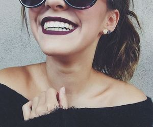 girl, smile, and tumblr image