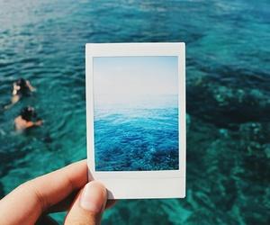 friend, summer, and swim image