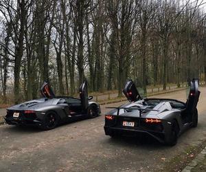 cars, expensive, and Lamborghini image