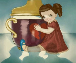 melanie martinez, sippy cup, and crybaby image