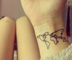 adventures, tatto, and world image