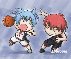 my art, kuroko no basket, and assassination classroom image