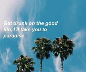 background, drunk, and quote image