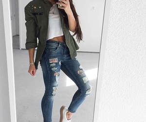 fashion, clothes, and iphone image
