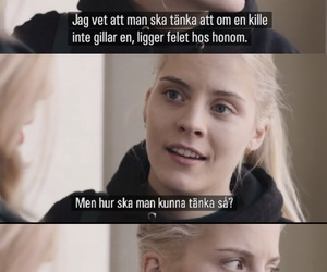 drama, norway, and quote image