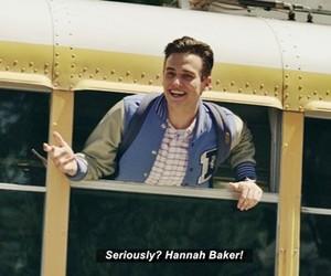 13 reasons why, reason, and hannah baker image
