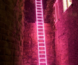 amazing, glow, and pink image