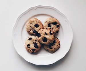 cookie, good, and homemade image