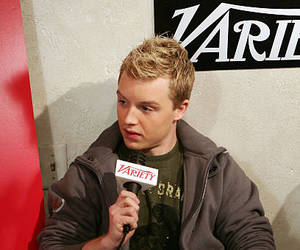 actor, blonde, and mickey milkovich image