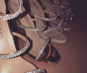 heels, shoes, and chic image