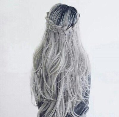 princess crown braids xox discovered by zii on We Heart It