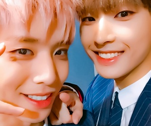 asian boy, selca, and youngbin image