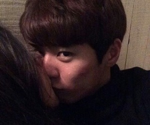 couple and jungkook image