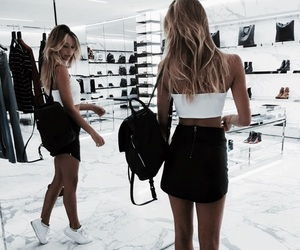 fashion, alexis ren, and style image