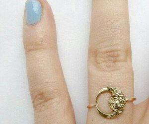girly, ring, and jewelry image