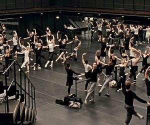 ballet and black swan image