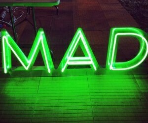 green, mad, and aesthetic image