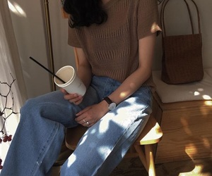 aesthetic, korean, and style image