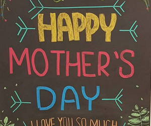 mother´s day and happy mother´s day image