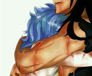 fairy tail, gajevy, and gajeellevy image