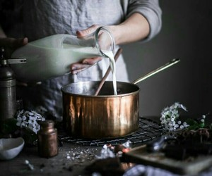 aesthetic, cook, and cooking image