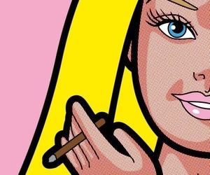 barbie, pop art, and art image
