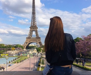classy, eiffel tower, and europe image