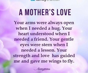 mother, family, and mothers day image