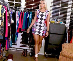 outfits, nicki, and barbz image