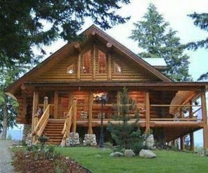 cabin, Houses, and homes image