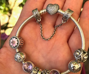 fashion, pandora, and love image