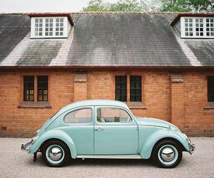 beetle, boho, and car image