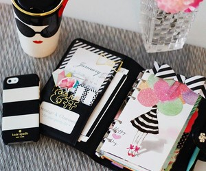 diary and planner image