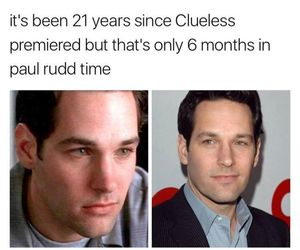 Clueless and paul rudd image