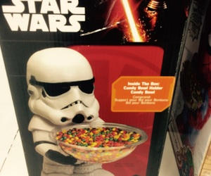 candy, darth vader, and han solo image