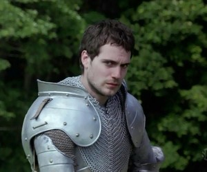 handsome, henry viii, and Henry Cavill image