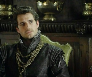 handsome, Henry Cavill, and henry viii image