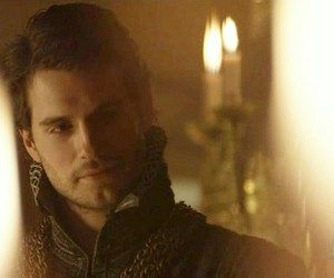 fire, handsome, and Henry Cavill image