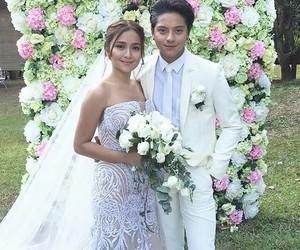 couple, goals, and weddings image