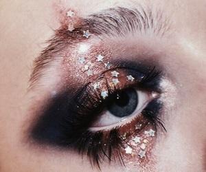 eyes, beauty, and girl image