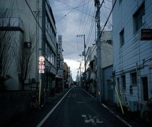 grunge, city, and japan image