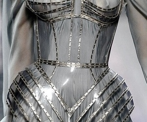 fashion, corset, and style image