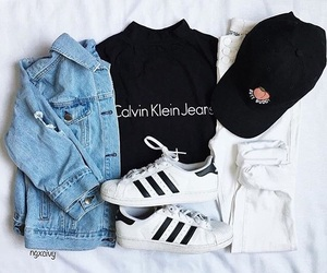 adidas, Calvin Klein, and calvin klein jeans image